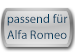 passend für Alfa Romeo